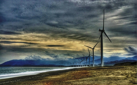 Wind Energy Wallpapers
